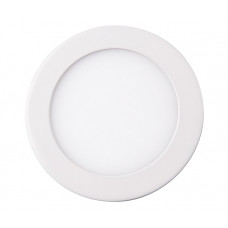 Светильник круг PPL - RPW белый 12w 4000K d170*25mm IP20 (IP40) Jazzway
