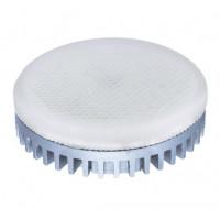 Светодиодная лампа PLED-GX53 10w=75w 3000K 800 Lm  230V/50Hz Jazzway