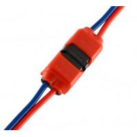 Коннектор провода 2*2 для светодиодной ленты