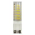Светодиодная лампа PLED-G9  9w  4000K 590Lm 175-240V/50Hz  Jazzway new (с новыми диодами)