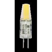 Светодиодная лампа PLED-G4 COB  3w 240Lm 3000K220В   Jazzway