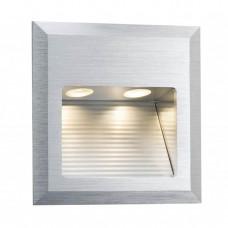 Встраиваемый светодиодный cветильник Paulmann Wall Led Quadro 93753 Paulmann 93753