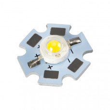 Мощный светодиод ARPL-Star-1W-BCA Warm White Arlight 019585