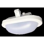 Светильник пылевлагозащищенный PBH - PC3-OA 12W 4000K WHITE IP65  Jazzway