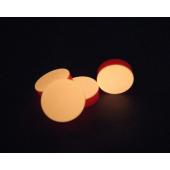 Самосветный каменекс Диск 40-OS оранжевый