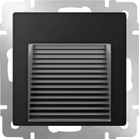 Встраиваемая LED подсветка Werkel черный WL08-BL-02-LED 4690389143793