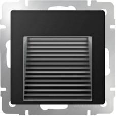 Встраиваемая LED подсветка Werkel черный WL08-BL-02-LED 4690389143793 Werkel 4690389143793