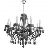 Подвесная люстра Arte Lamp Morris A8889LM-8GY