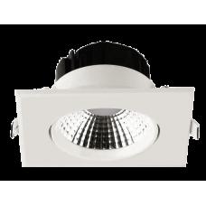 PSP-S  8840 5W 4000K 60° встр/квадр White  IP40 Jazzway
