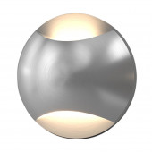 Встраиваемый светодиодный светильник Elektrostandard MRL LED 1105 алюминий 4690389153266