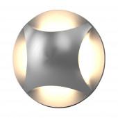 Встраиваемый светодиодный светильник Elektrostandard MRL LED 1106 алюминий 4690389153273