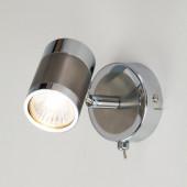 Настенный светильник Eurosvet 20058/1 перламутровый сатин