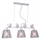 Подвесная люстра Arte Lamp Passero A4289SP-3WH