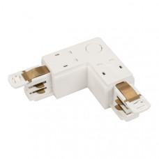 Коннектор угловой LGD-4TR-CON-L-EXT-WH (D) Arlight 029299