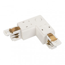 Коннектор угловой LGD-4TR-CON-L-INT-WH (D) Arlight 029300
