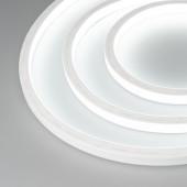 Герметичная лента AQUA-5000S-TOP-2835-120-24V White (16.5х16.5mm, 10W, IP68)