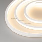 Герметичная лента AQUA-5000S-TOP-2835-120-24V Warm (16.5х16.5mm, 10W, IP68)
