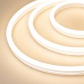 Герметичная лента MOONLIGHT-5000S-SIDE-2835-120-24V Warm (12х24mm, 10W, IP68) (ARL, -)