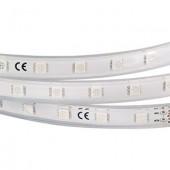 Светодиодная лента ARL-W5060PG-54-220V Green (540 LED, 10m)