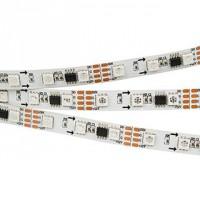Светодиодная лента SPI-5000-AM 12V RGB (5060, 300 LED x3,1804)