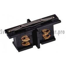 Коннектор чёрный LGD-L3-4TR-BK-MINI
