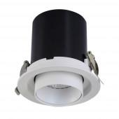 Встраиваемый светодиодный спот Crystal Lux CLT 042C110 WH