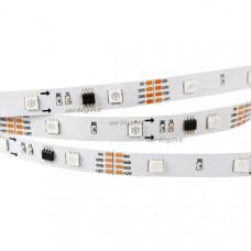 Светодиодная лента SPI-5000-IR21B 12V RGB (5060,150 LED x3,1804, ПДУ)