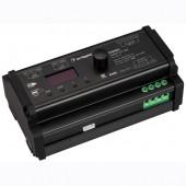 Диммер SMART-D17-DIM (230V, 6A, TRIAC, DIN, 2.4G) (ARL, IP20 Пластик, 5 лет)
