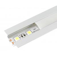 Алюминиевый профиль 30*11мм, L=2м в компл. с матовым экраном и аксессуарами (LR41-М)