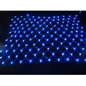 Гирлянда Сетка уличная, 300 LED, 2х1,5 м., синий