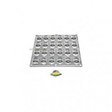 Блок линз 24BST-XP (130x65°, 24x LED)