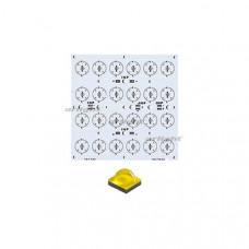 Плата 120x120-24XP PARALLEL (12S-12S, 724-100)