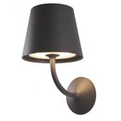 Светильник светодиодный W-17910-7-GR-WW, серия , Темно-серый, 7Вт, IP65, Теплый белый (3000К)