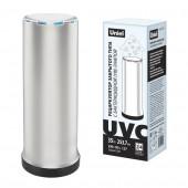 Ультрафиолетовый бактерицидный рециркулятор Uniel UDG-T30A UVCB White UL-00007697