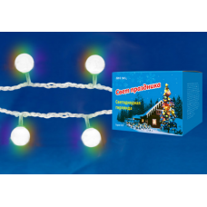 Гирлянда светодиодная Радуга ULD-S0280-025-DTA RGB IP20 RAINBOW