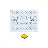 Плата 112x135-24XP PARALLEL (12S-12S, 724-124)