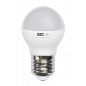 Cветодиодная лампа PLED-SP G45 7w E27 3000K230/50  Jazzway