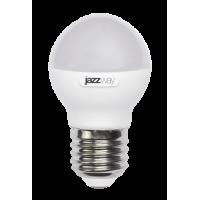 Cветодиодная лампа PLED-SP G45  7w 3000K 530 Lm E27 230/50  Jazzway