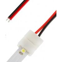 Коннектор с проводом для светодиодной ленты LR24