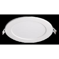 Светильник круг PPL - RPW белый  6w 4000K d120*25mm IP20 (IP40) Jazzway