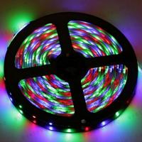 Схемы подключения многоцветной (RGB) ленты