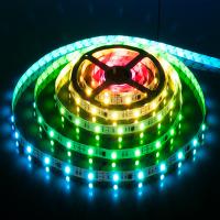 Светодиодные ленты «бегущий огонь», цифровой протокол SPI