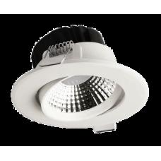 PSP-R  8840 5W 4000K 60° встр/круг  White  IP40 Jazzway