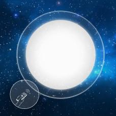 Накладной светильник Saturn 25W R-405-SHINY-220V-IP44