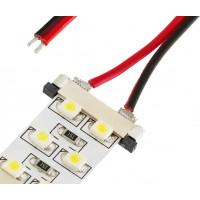 Коннектор с проводом для светодиодной ленты