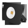 Светодиодный прожектор PFL- D2 20w 6500K black IP65 Jazzway