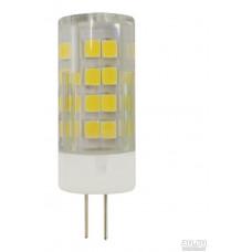 Светодиодная лампа PLED-G4  5w  4000K 400Lm 175-240V/50Hz  Jazzway