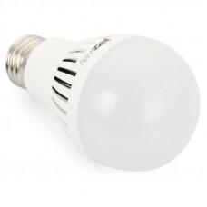 Cветодиодная лампа PLED- ECO- A60  7w E27 3000K 580Lm 220V/50Hz  Jazzway