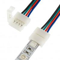 Коннектор соединительный RGB для светодиодной ленты LR23