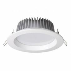 Светильник встраиваемый PLED DL 24w 50led Fr/Wh 5000K/1200Lm 90° 100-240V